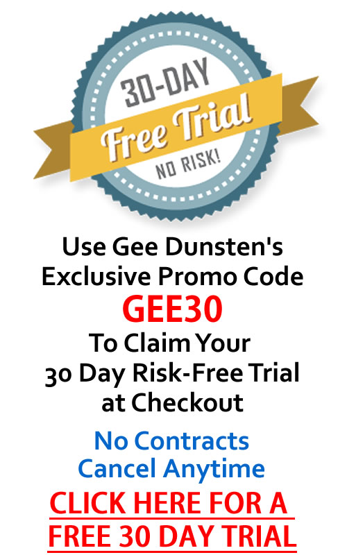 InTouch 30 Day Free Trial - Use Promo Code GEE30 at Checkout